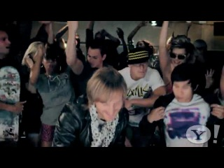 David Guetta & JabbawockeeZ & Chris Willis ft Fergie & LMFAO - Gettin' Over You